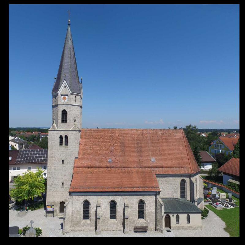 Ministrant/inn/en Pfarrei Würding