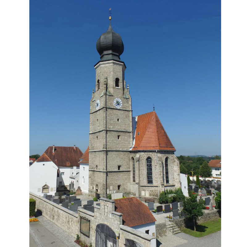 Ministrant/inn/en Pfarrei Aigen am Inn